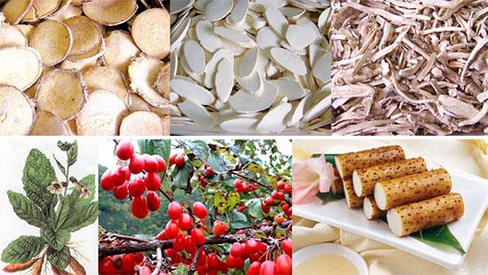 Các loại thảo dược thường được sử dụng cho trẻ táo bón