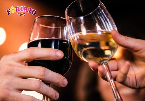 Rượu là một trong các nguyên nhân khiến người lớn đổ mồ hôi trộm