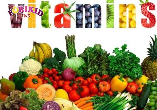 Chọn thuốc biếng ăn cho trẻ có chứa Vitamin và các Khoáng chất cần thiết