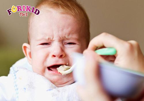 Nguyên nhân trẻ ăn không ngon do không hợp khẩu vị