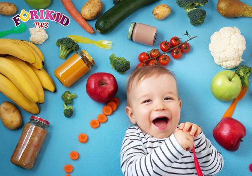 Chất dinh dưỡng cần bổ sung cho trẻ biếng ăn