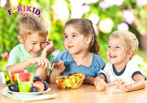 Nguyên tắc khi ăn cho trẻ biếng ăn chậm tăng cân