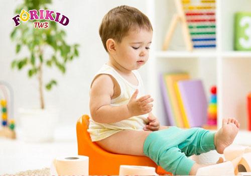 Kinh nghiệm chữa táo bón ở bé nhanh khỏi