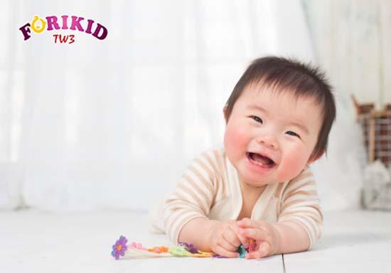 Các giai đoạn mọc răng của trẻ