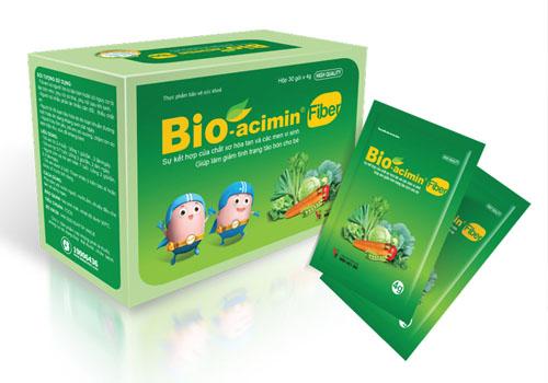 Bio acimin - Sản phẩm giúp hệ tiêu hóa thêm khỏe mạnh