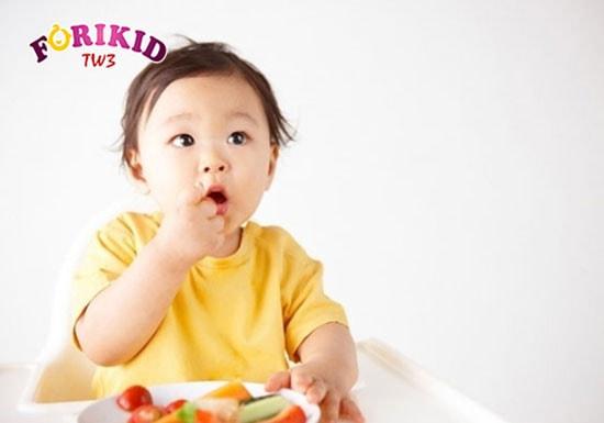 Thay đổi thực đơn đa trạng khiến trẻ bớt biếng ăn