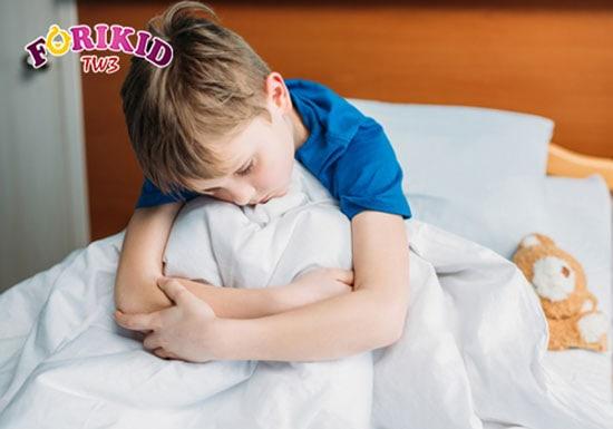Bàng quang nhỏ khiến trẻ đi tiểu nhiều lần trong đêm