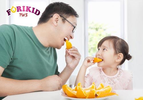 Cam là loại trái cây tốt cho hệ tiêu hóa