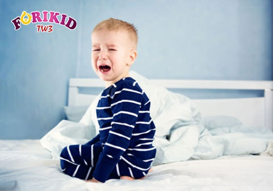 Đái dầm thường xảy ra ở trẻ dưới 5 tuổi