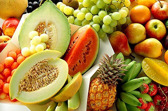 Các loại trái cây tốt cho hệ tiêu hóa của bé