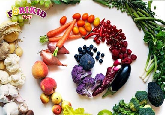 Chế độ dinh dưỡng | Trẻ em bị nhiệt miệng nên ăn gì và kiêng gì?