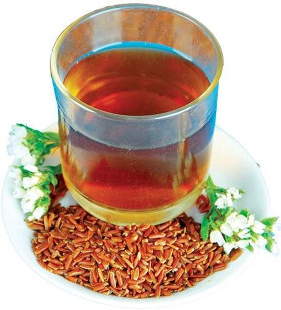 Nước gạo lứt là loại đồ uống kích thích tiêu hóa với cách chế biến đơn giản