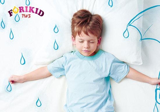Trẻ bị rò nước tiểu bẩm sinh