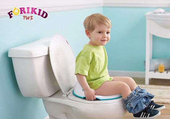 Trẻ 5 tuổi cũng có thể bị táo bón
