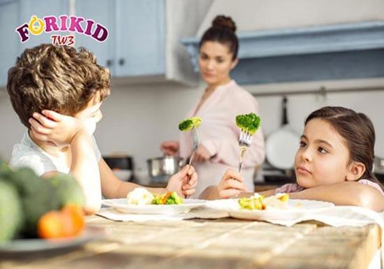 Mẹ cần tìm hiểu rõ nguyên nhân trước khi cho trẻ dùng thuốc bổ