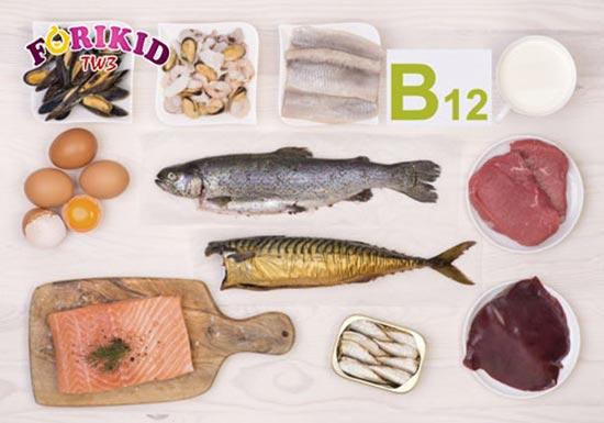 Vitamin B12 có vai trò kích thích vị giác tạo cảm giác ngon miệng cho trẻ