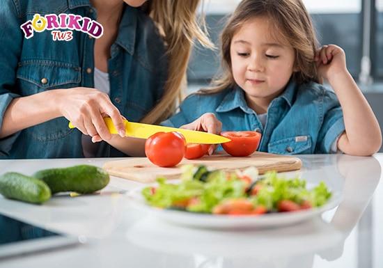 Chất xơ sẽ giúp cho tình trạng táo bón ra máu ở trẻ 2 tuổi được cải thiện