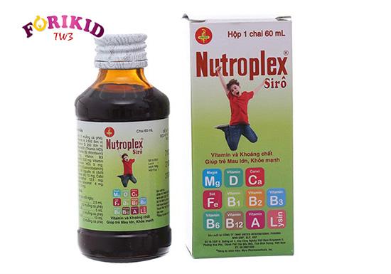 Sản phẩm thuốc bổ cho trẻ chậm lớn Nutroplex