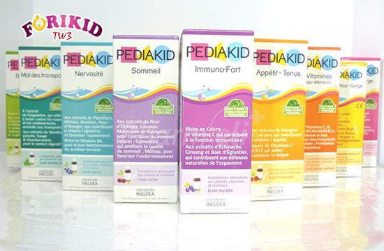 Pediakid - dòng sản phẩm thuốc bổ dành cho trẻ có nguồn gốc từ pháp