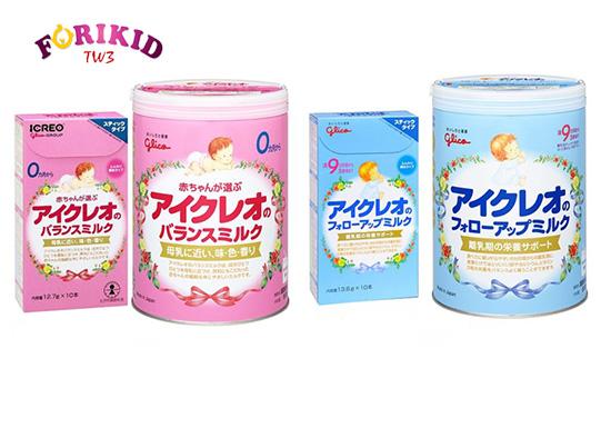 Glico Icreo là một trong các loại sữa dành cho trẻ mới ốm dậy được nhiều mẹ tin tưởng nhất
