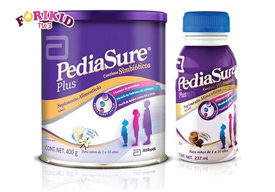 Sữa PediaSure giúp cải thiện thể trạng, sức khỏe cũng như góp phần giúp trẻ lớn mạnh