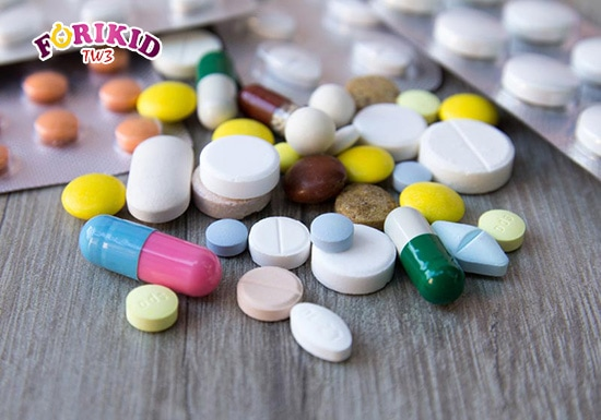 Thuốc kháng sinh thực sự có ảnh hưởng tới hệ tiêu hóa và các cơ quan khác của trẻ nhỏ