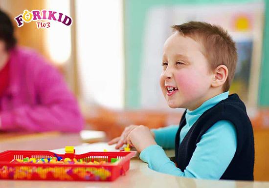 Trẻ chậm phát triển nhận thức thường có IQ thấp hơn so với bình thường