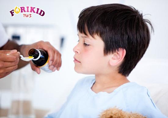 Thời điểm trẻ uống thuốc bổ tốt nhất là vào buổi sáng