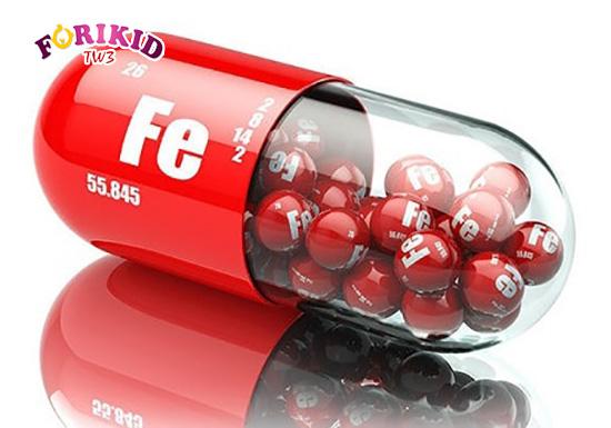 Bổ sung Vitamin và viên sắt sẽ giúp hồi phục thể trạng, giúp mẹ sau sinh ăn ngon miệng hơn