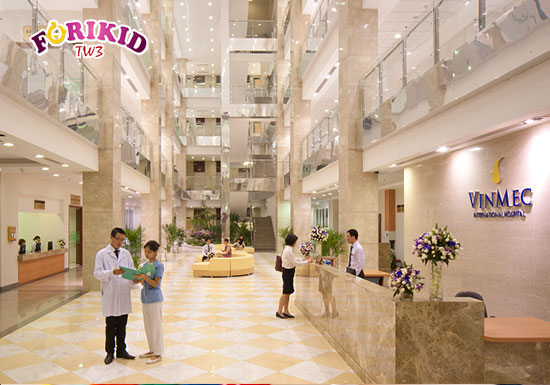 Vinmec làm một trong những bệnh viện có cơ sở vật chất tốt hàng đầu hiện nay