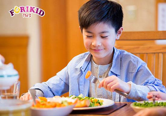 Khả năng hấp thu kém cũng là nguyên nhân dẫn tới việc bé ăn chậm lớn khá phổ biến